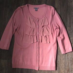 Isabella Rodriguez Rose Sweater